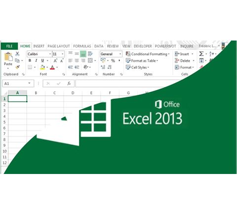 Excel 2013 - Dashboards